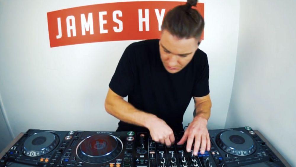 James Hype