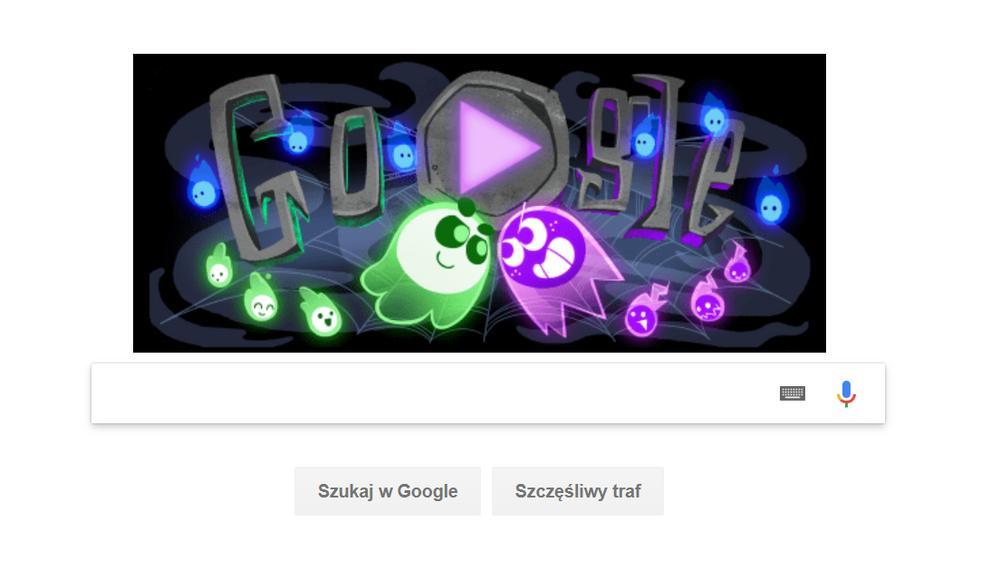 Google ma dla Was halloweenową grę! Jak grać ze znajomymi?