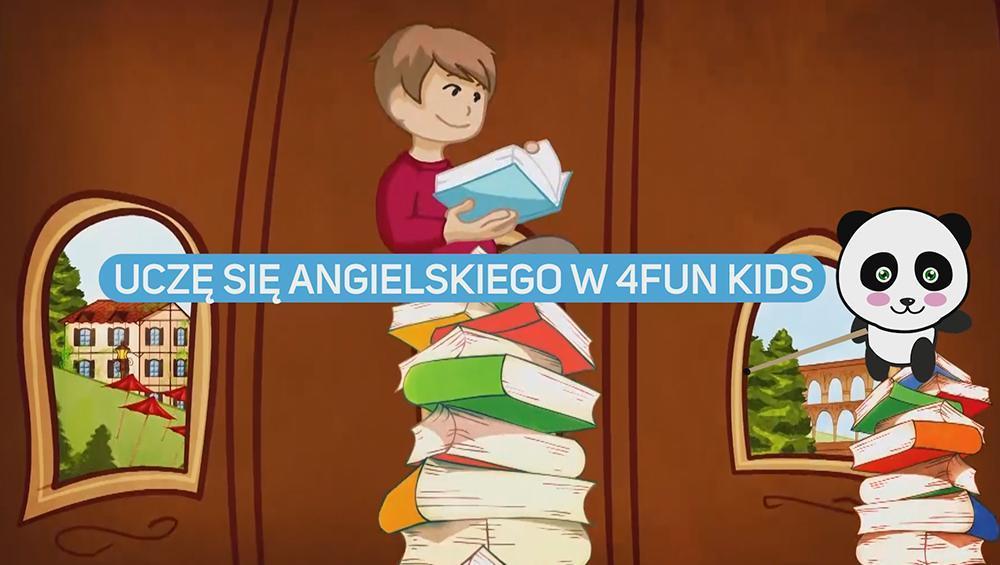 Uczę się angielskiego w 4FUN Kids