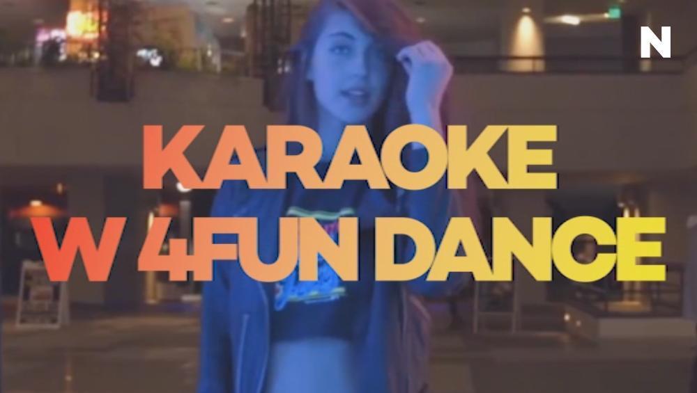 Karaoke w 4FUN Dance