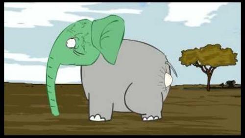 Słoń Rodzi