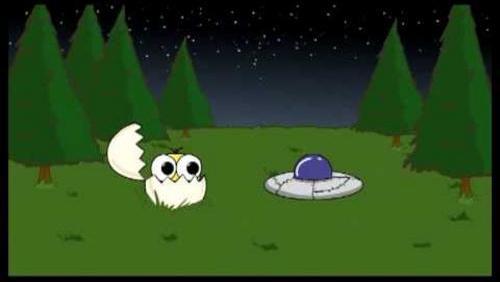 Połknięcie Ufo