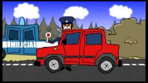 Policjant Go Zatrzymuje