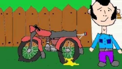 Horror Motocyklisty