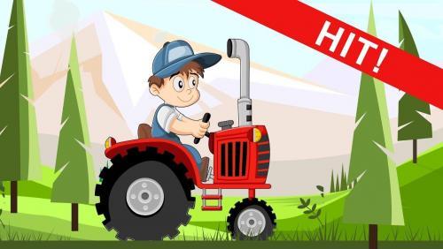 Jadę Traktorem