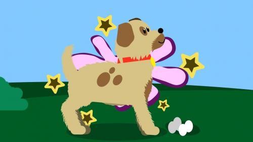 Pies Kudłaty