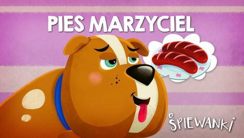 Pies Marzyciel