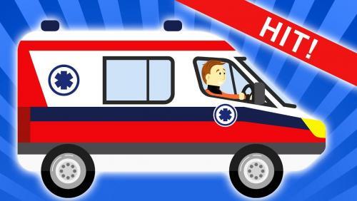 Jedzie Ambulans