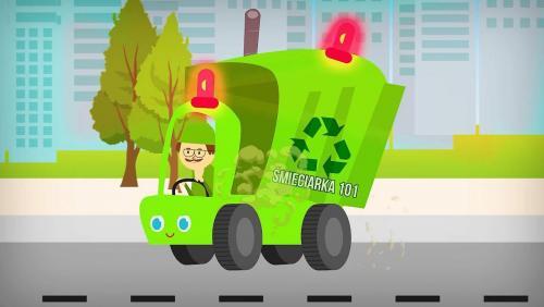 Zielona Śmieciarka