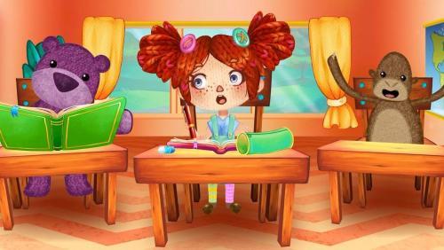 Fruzia w Szkole