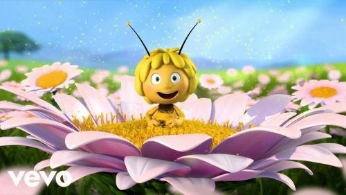 Pszczółka Maja Jest Tu