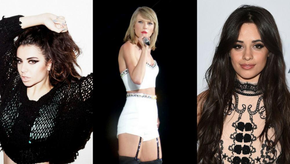Camila Cabello i Charli XCX ruszają w trasę z Taylor Swift!