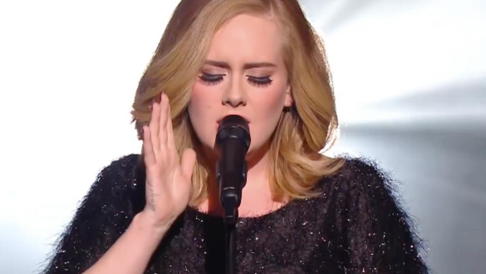 Fanka dostała zawału na koncercie Adele!