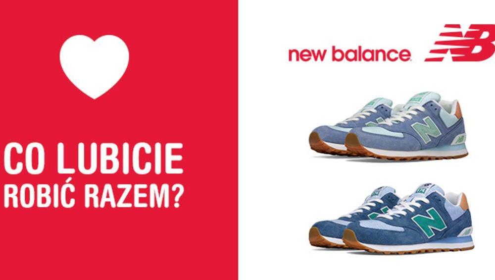 Wygraj buty New Balance w konkursie 4FUN.TV 4FUN.TV