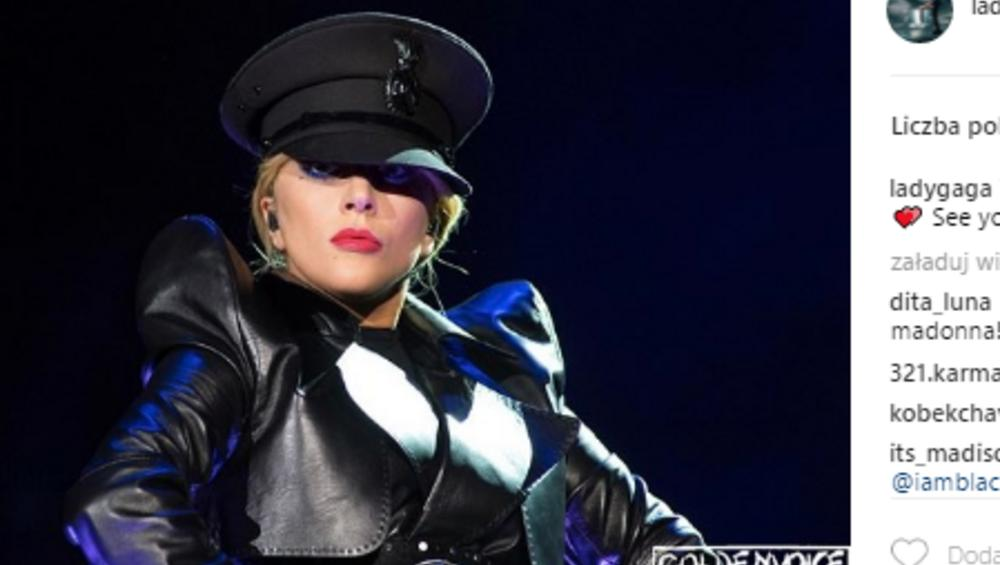 """Lady Gaga z nową piosenką """"The Cure""""!"""