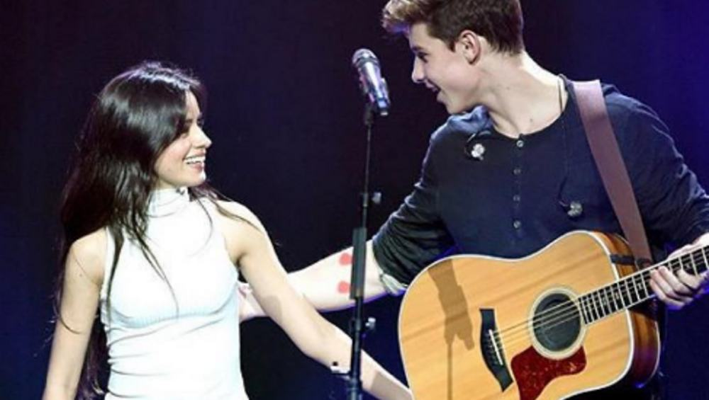 Camila Cabello i Shawn Mendes śpiewają piosenkę Eda Sheerana!