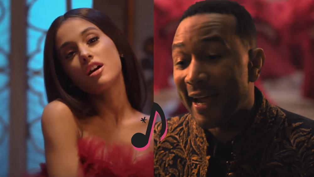 """Ariana Grande i John Legend w klipie do piosenki z """"Pięknej i Bestii""""!"""
