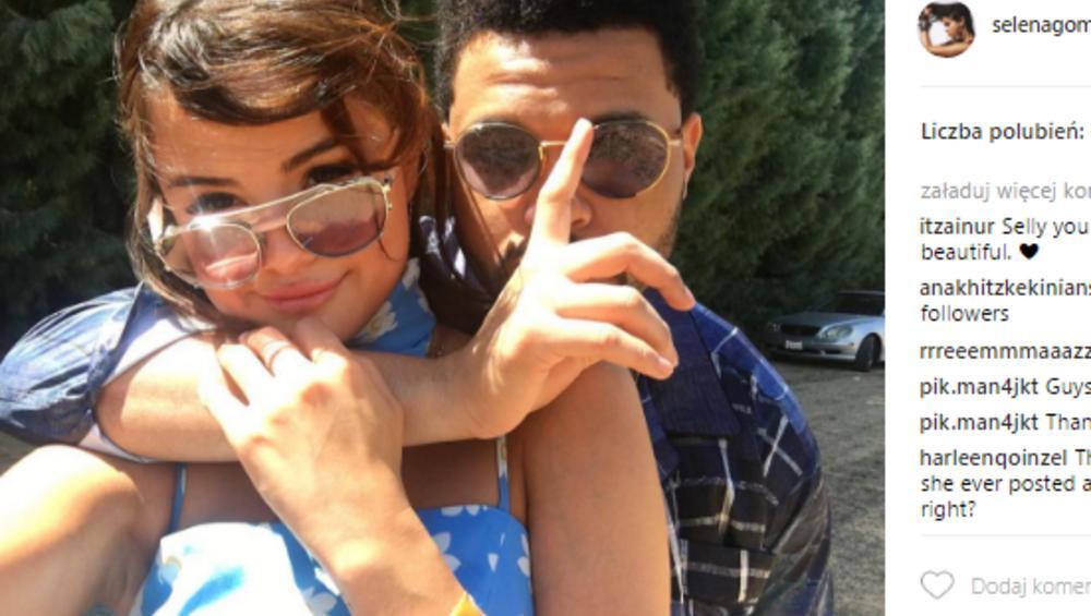 Selena Gomez i The Weeknd zamieszkali razem!