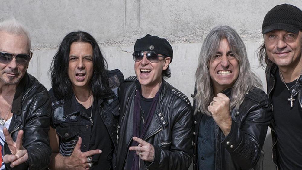 Scorpions znowu oczarują Polskę