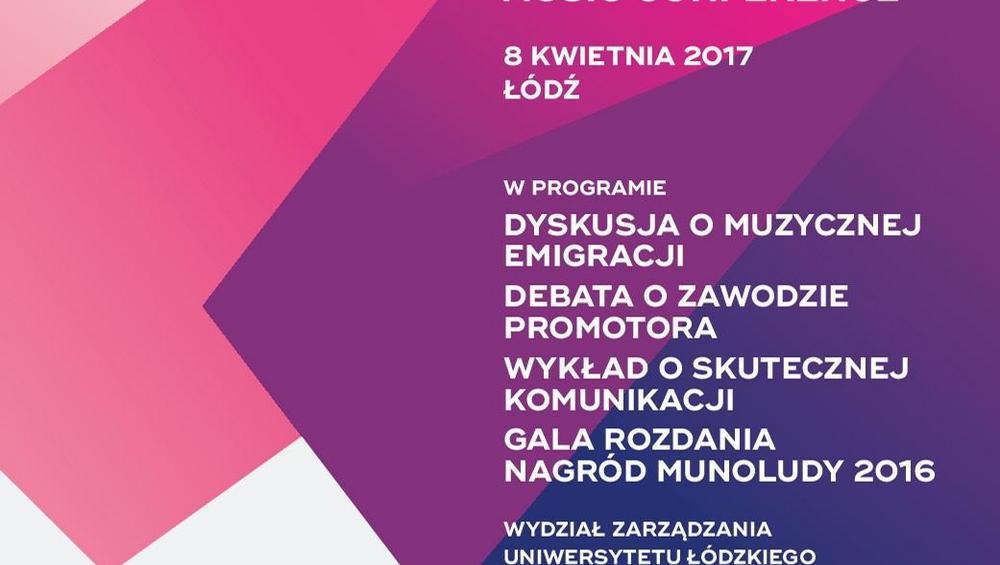 VII Konferencja Muzyczna Audioriver tym razem w Łodzi!