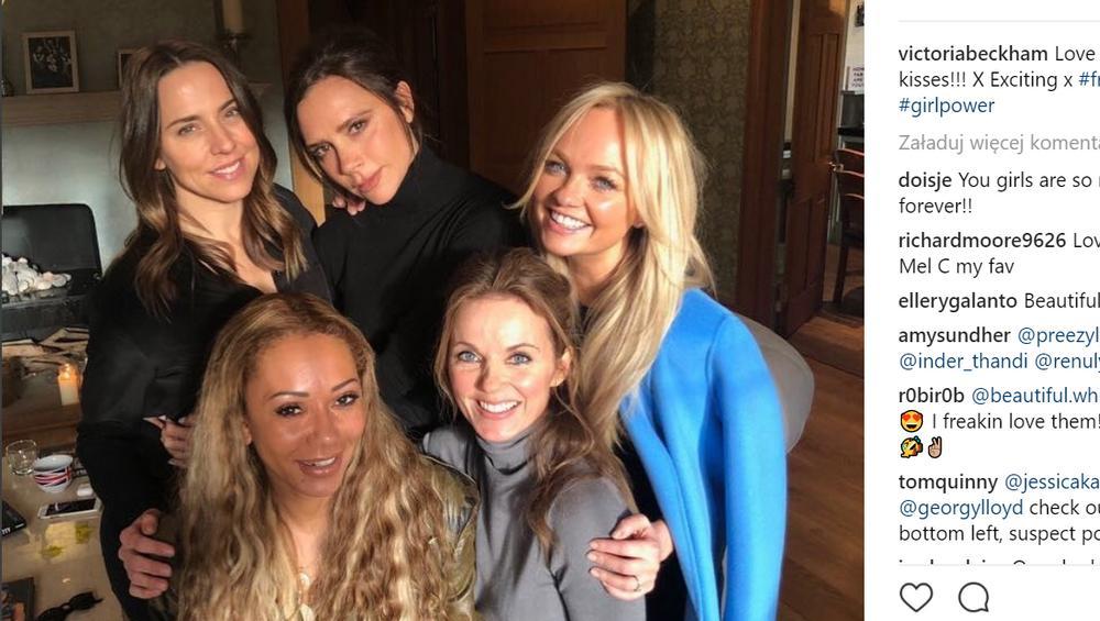 Spice Girls WRACAJĄ! Cieszycie się?