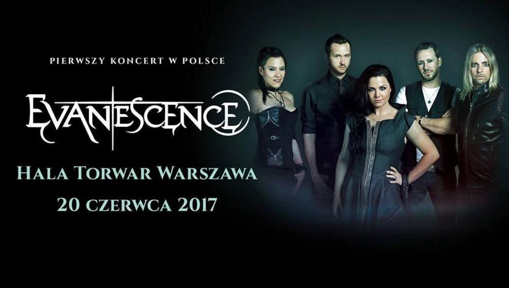 Evanescence już niedługo w Polsce! Dowiedz się więcej o historii zespołu