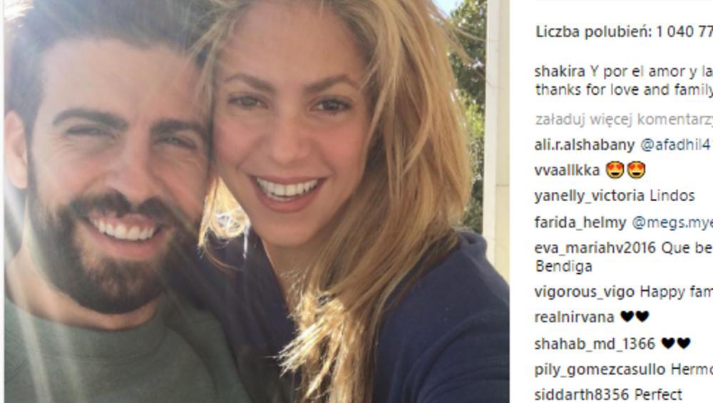 Shakira w nowej piosence śpiewa o Gerardzie Piqué!