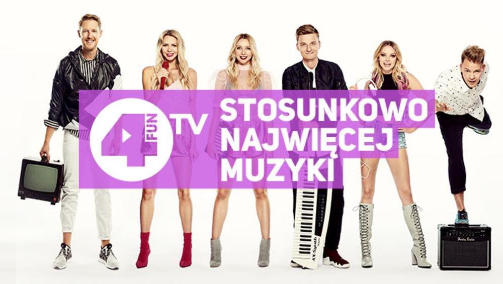 Stosunkowo Najwięcej Muzyki – rusza nasza nowa kampania reklamowa!