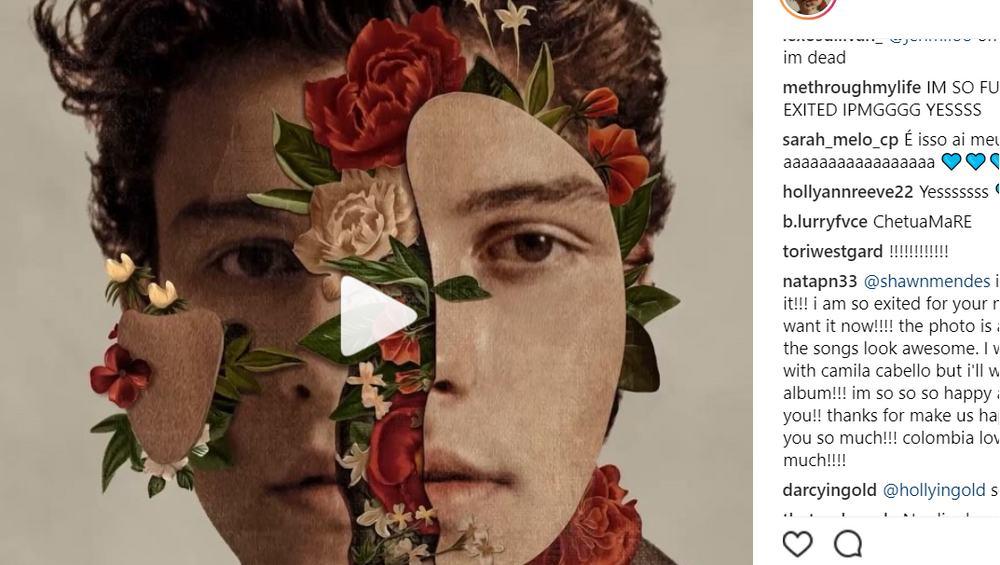 Co wiadomo o nadchodzącej płycie Shawna Mendesa?