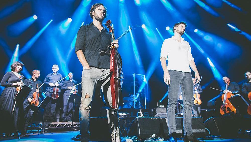 2Cellos zrobili furorę na koncertach w Gdańsku i Krakowie [RELACJA VIDEO]