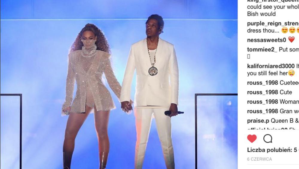 Beyoncé i JAY-Z wystąpili w Warszawie! Kosmiczna scena, największe hity i…mała wpadka techniczna