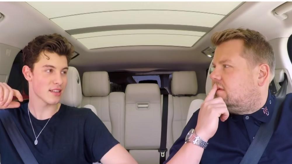 Shawn Mendes w Carpool Karaoke opowiada o wyprowadzce od mamy i uwielbieniu do Harry'ego Pottera