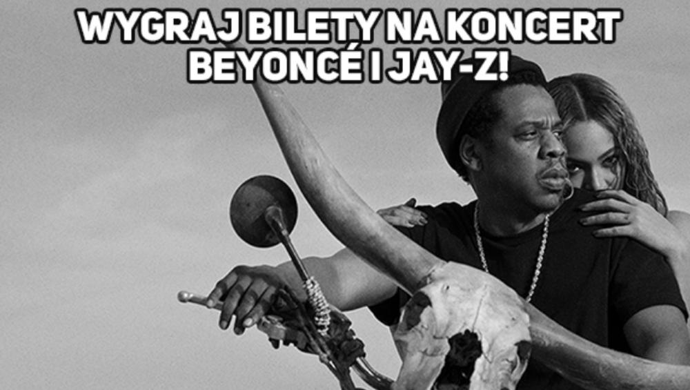 KONKURS: wygraj bilety na koncert Beyoncé i JAYA-Z!