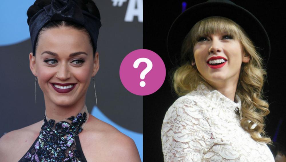 Koniec wojny Taylor Swift i Katy Perry? Katy wysłała Tay gałązkę oliwną