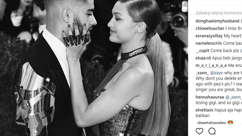 """Zayn Malik i Gigi Hadid znowu ZERWALI? """"On ma problemy"""""""