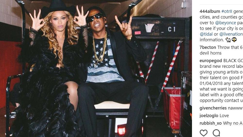 Rusza sprzedaż na koncert Beyoncé i JAYA Z! Wybieracie się?