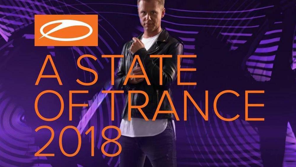 Kto razem z Arminem Van Buurenem zagra podczas A State Of Trance 2018 w Gliwicach?