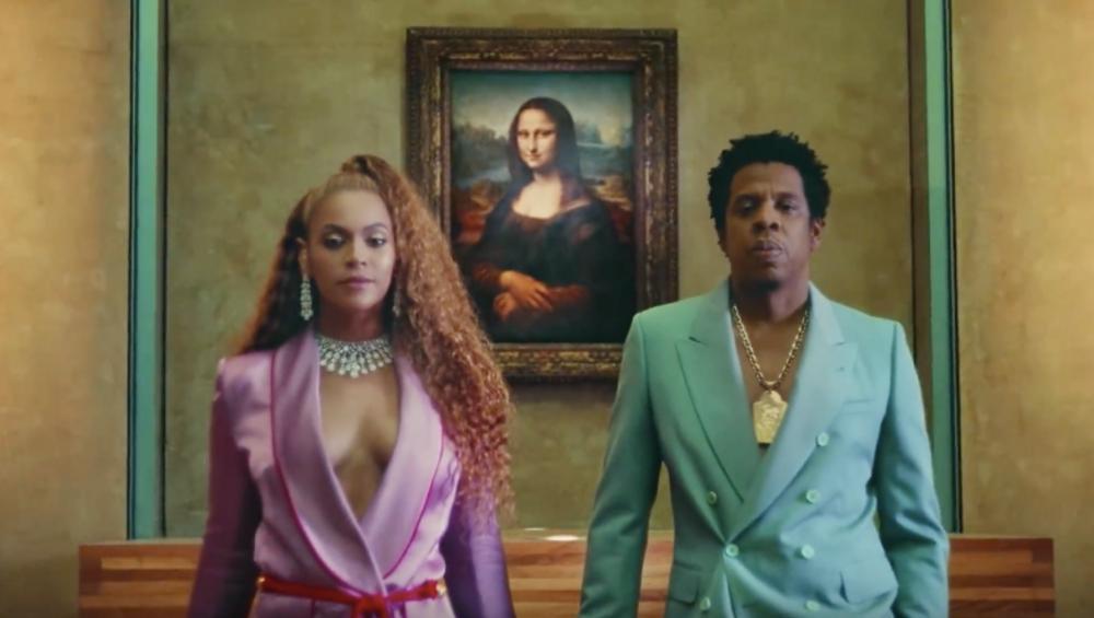 Niespodzianka! Beyoncé i JAY-Z właśnie wydali wspólny album i nakręcili klip w Luwrze