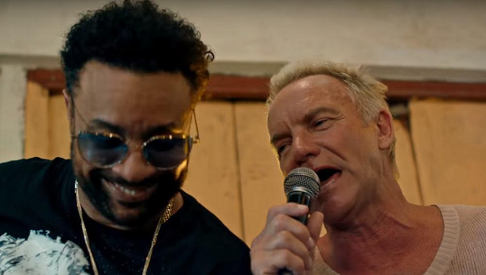 Sting i Shaggy zagrają dla Królowej Elżbiety!