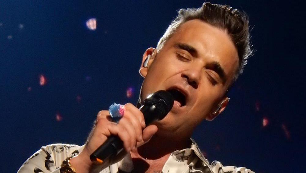 Robbie Williams wystąpi podczas ceremonii otwarcia mundialu