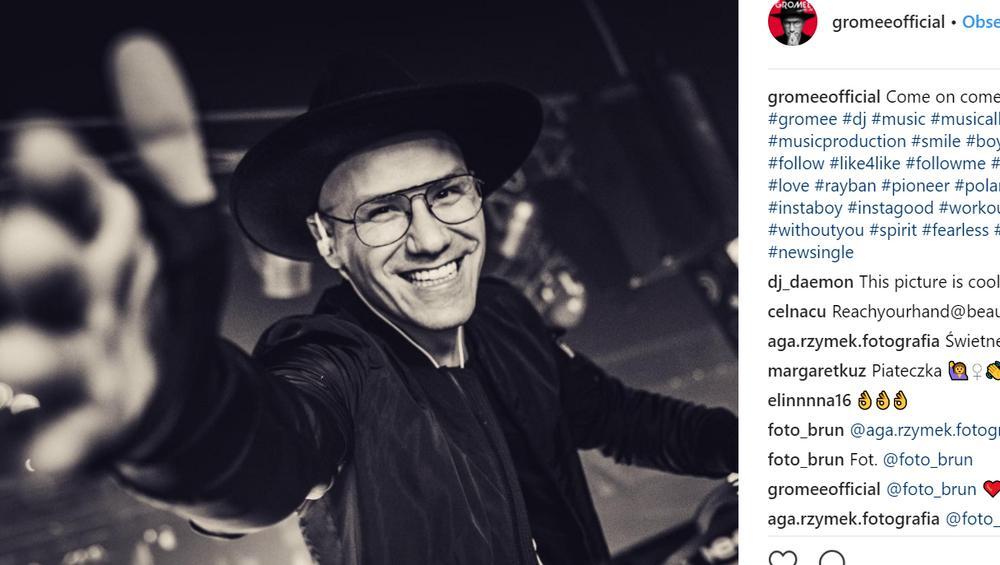 Krakowski producent, którzy wspina się na szczyt – Gromee! [ARTYSTA TYGODNIA]