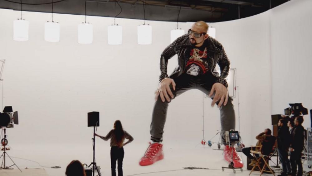 Gigantyczny Sean Paul w nowym klipie do 'Tip Pon It' z Major Lazer! Będzie wielki hit?