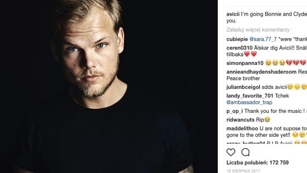 Ostatnie pożegnanie Aviciiego. DJ został pochowany w Sztokholmie