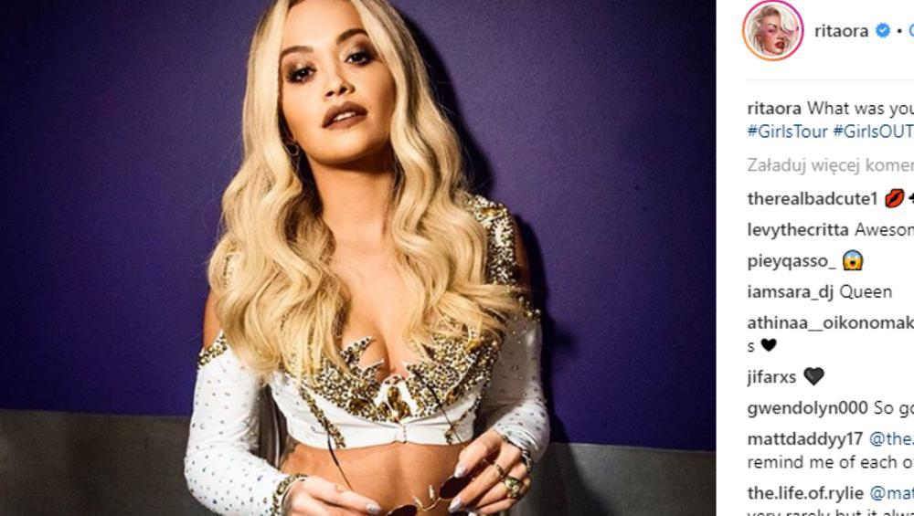 Rita Ora nie jest już blondynką. Dobra zmiana?