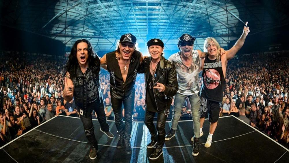 Krakowskie serce Scorpions - co mówią koledzy z zespołu o Pawle Mąciwodzie?