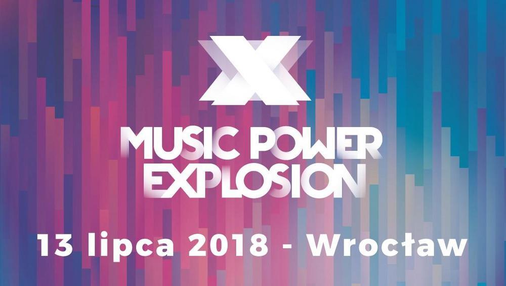 Polscy artyści dołączają do line upu Music Power Explosion