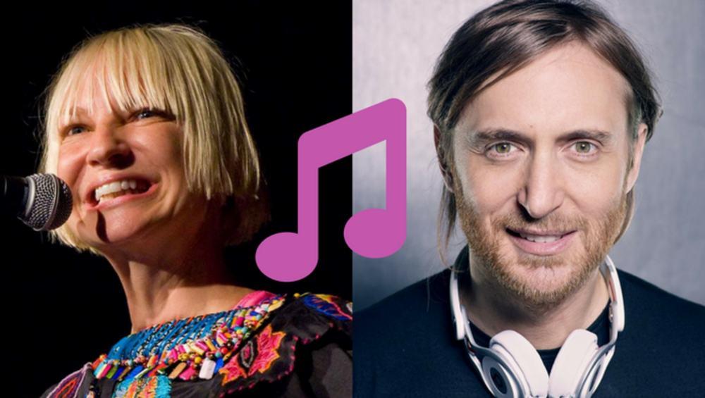 """Kolejny wspólny kawałek Davida Guetty i Sii! Będzie hit na miarę """"Titanium""""?"""