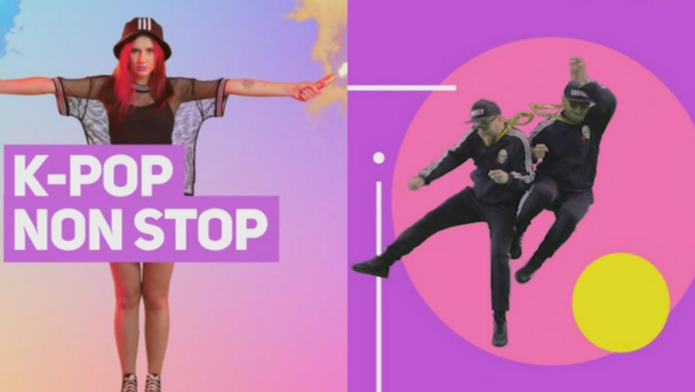 K-POP Non Stop i Łobuzy w 4FUN.TV!