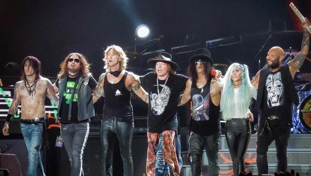 Guns N'Roses z wyjątkowym rekordem w serwisie YouTube