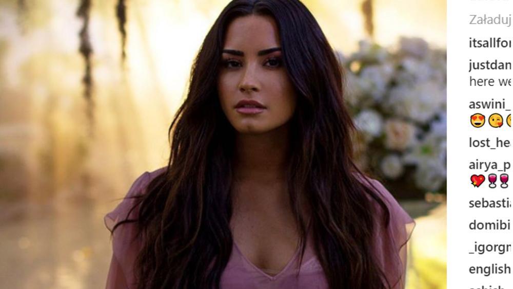 Demi Lovato po raz pierwszy o PRZEDAWKOWANIU. Wyjdzie z tego?